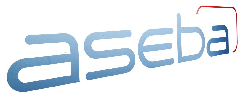 ASEBA Logo Wand